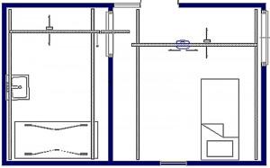 Tilsysteem - plafondlift ontwerpvoorbeeld 10 800x500 b