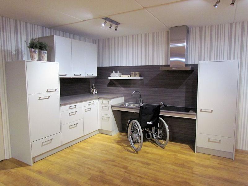 Keukeneiland Met In Hoogte Verstelbaar Werkblad : Aangepaste ...