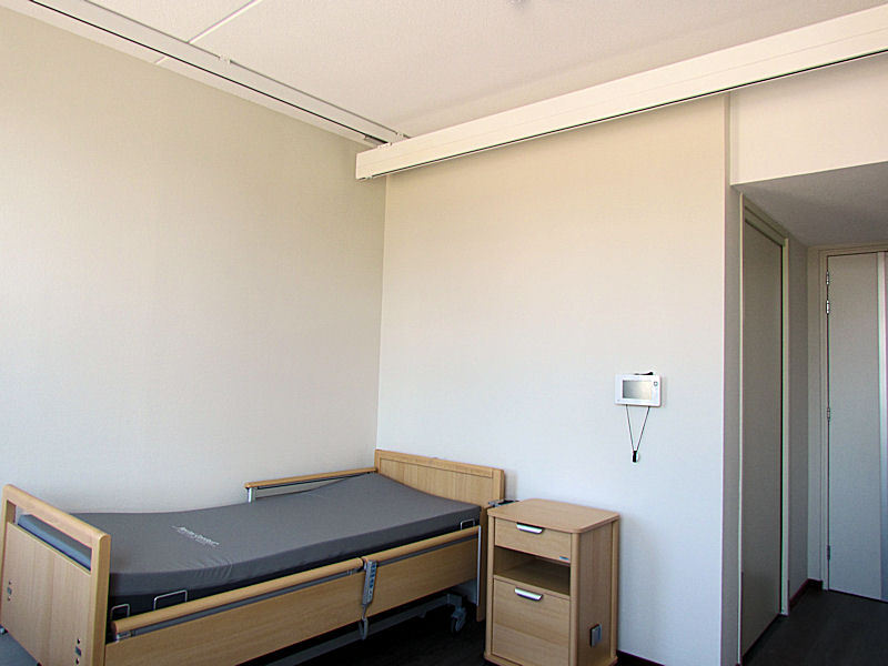 Verpleeghuizen - Plafondlift PG afdeling